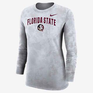 Nike College (Florida State) Women's Long-Sleeve T-Shirt