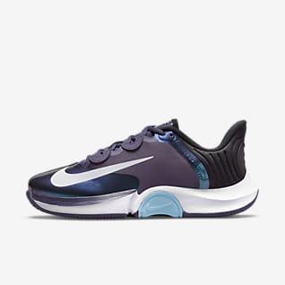 NikeCourt Air Zoom GP Turbo Sapatilhas de ténis para piso duro para mulher