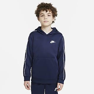 Nike Sportswear Sweat à capuche pour Garçon plus âgé