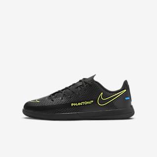 Nike Jr. Phantom GT Club IC Ποδοσφαιρικό παπούτσι για κλειστά γήπεδα για μικρά/μεγάλα παιδιά
