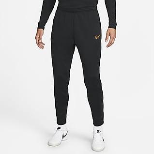 Nike Therma Academy Winter Warrior Pánské pletené fotbalové kalhoty