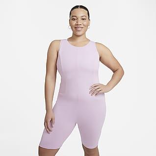 Nike Sportswear Icon Clash Prenda para la parte superior de una pieza para mujer talla grande