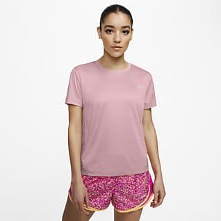 Nike Miler เสื้อวิ่งแขนสั้นผู้หญิง