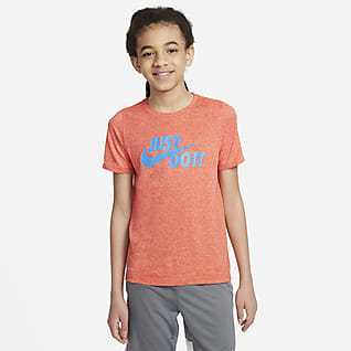 Nike Dri-FIT Big Kids' (Boys') Training T-Shirt