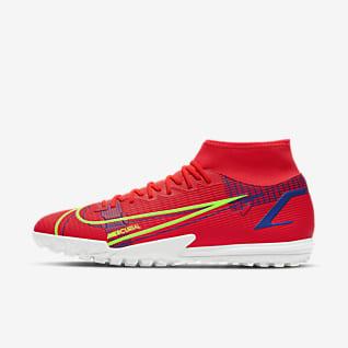 Nike Mercurial Superfly 8 Academy TF 人工短草草皮英式足球鞋