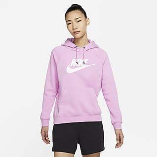 Nike Sportswear Essential 女子针织套头连帽衫