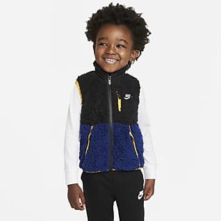 Nike 婴童全长拉链开襟马甲