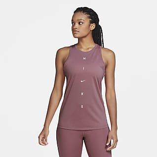 Nike Dri-FIT Get Fit Γυναικείο φανελάκι προπόνησης
