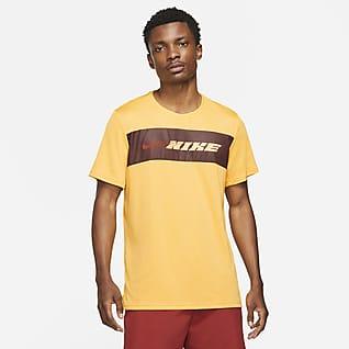 Nike Dri-FIT Superset Sport Clash Мужская футболка с коротким рукавом для тренинга