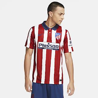 Atlético de Madrid 2020/21 Stadium (hemmaställ) Fotbollströja för män