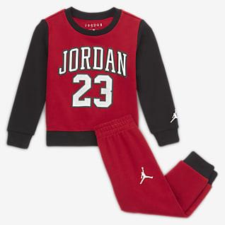 Jordan Toddler Crew and Trousers Set