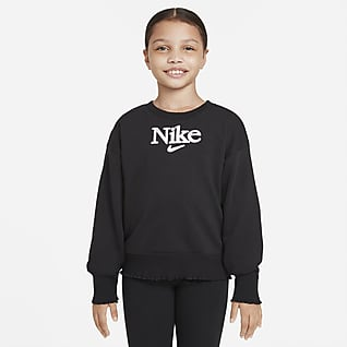 Nike Sportswear 大童(女孩)运动上衣