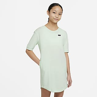 Nike Sportswear Big Kids' (Girls') Jersey Dress
