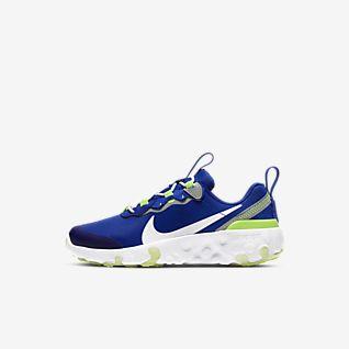 Enfant Sans lacets Chaussures. Nike FR