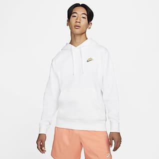 Nike Sportswear Keep It Clean 男子套头连帽衫