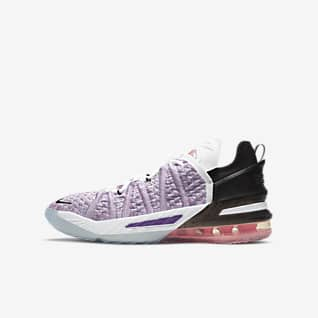 LeBron 18 Big Kids' Basketball Shoe
