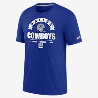 Nike Historic (NFL Cowboys) Három anyag keverékéből készült férfipóló