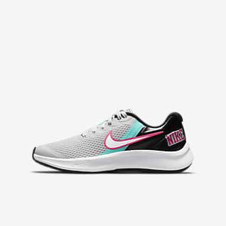 Nike Star Runner 3 SE รองเท้าวิ่งโร้ดรันนิ่งเด็กโต