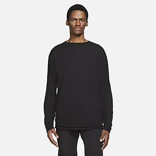 Nike ESC Langermet strikkeoverdel til herre