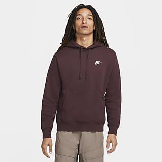 Nike Sportswear Club Fleece Sudadera con capucha sin cierre