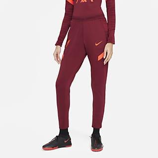 Liverpool FC Strike Damskie spodnie piłkarskie Nike Dri-FIT