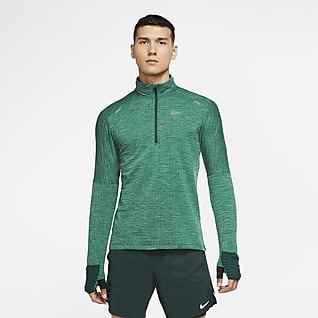 Nike Sphere Part superior amb mitja cremallera de running - Home