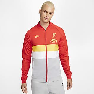 Liverpool FC Men's Full-Zip Soccer Jacket