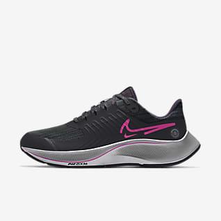 Nike Air Zoom Pegasus 38 Shield By You Custom Women's Weatherised Running Shoes