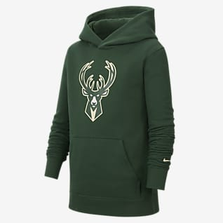Milwaukee Bucks Essential NBA-huvtröja för ungdom