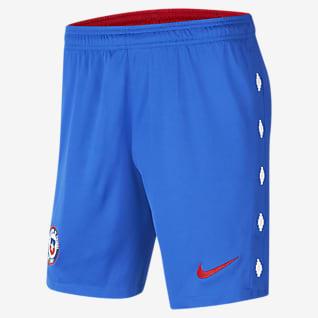 Chile 2020/21 Stadium Home Men's Soccer Shorts