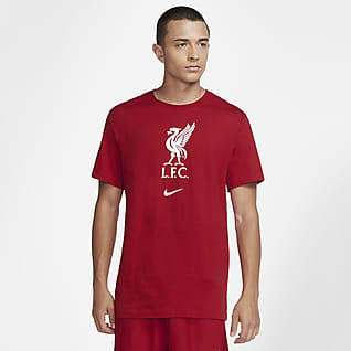 Liverpool FC เสื้อยืดฟุตบอลผู้ชาย