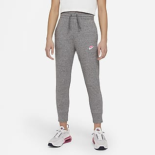 Nike Sportswear 7/8 大童(女孩)长裤
