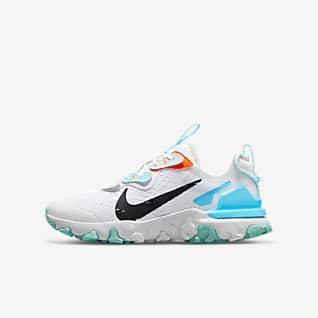 Nike React Vision Calzado para niños talla grande