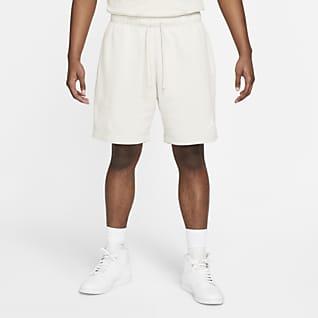 Jordan Jumpman Shorts de vellón deteñido para hombre