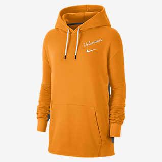 Nike College (Tennessee) Women's Fleece Pullover Hoodie