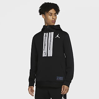 Jordan Air Men's Fleece Pullover Hoodie
