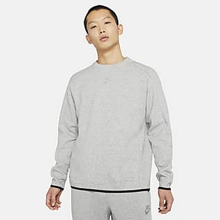 Nike Sportswear Tech Fleece เสื้อคอกลมผู้ชาย