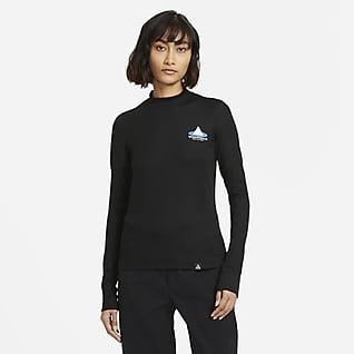 """Nike ACG """"Wizard Island"""" Женская футболка с длинным рукавом"""