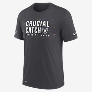 Nike Dri-FIT Crucial Catch (NFL Las Vegas Raiders) Men's T-Shirt
