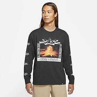 """ナイキ ACG """"Volcano"""" メンズ ロングスリーブ Tシャツ (XS-2XL)"""