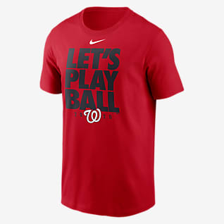 Nike (MLB Washington Nationals) Men's T-Shirt