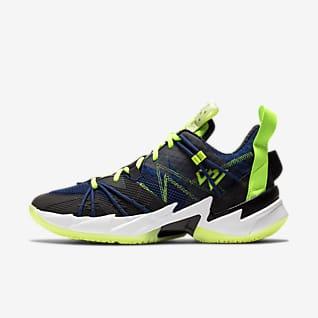 Jordan 'Why Not?' Zer0.3 SE Men's Basketball Shoe