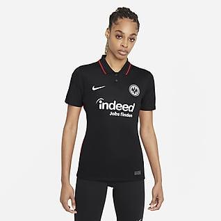 Eintracht Frankfurt 2021/22 Stadium Home Damen-Fußballtrikot