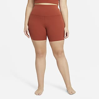 Nike Yoga Luxe Shorts para mujer talla grande