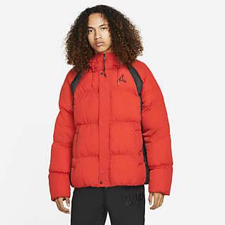 Jordan Essentials Pánská péřová bunda