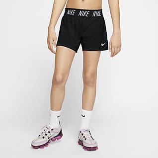 Nike Dri-FIT Trophy Trainingsshorts für ältere Kinder (Mädchen)