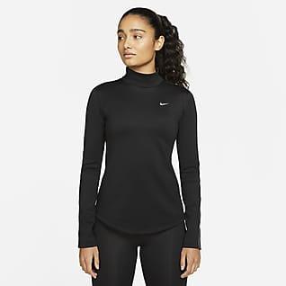 Nike Pro Therma-FIT Женская футболка с длинным рукавом