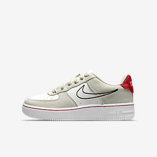 Nike Air Force 1 LV8 S50 (GS) 大童运动童鞋