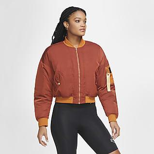 Jordan Flight-jakke til kvinder