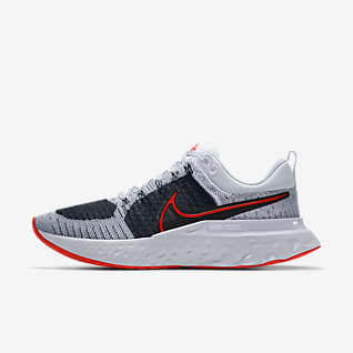 Nike React Infinity Run Flyknit 2 By You Scarpa da running personalizzabile